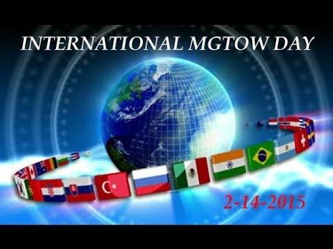 MGTOW : VALENTINE'S DAY IS INTERNATIONAL MGTOW DAY