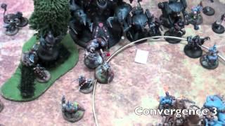 BoLS Battle Report #176 Prime Axiom vs Mountain King   Warmachine