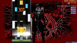 [Osu! Mania 7K] Maskaleido - Toughou Remix (Vocal Metal) UN. Owen was Her [TBSM]
