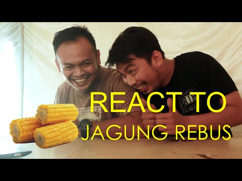 Maya Jasika - Jagung Rebus | MV Reaction