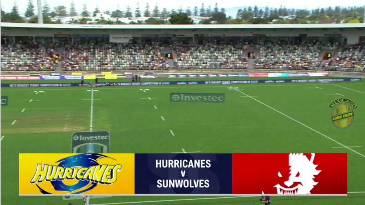 SuperSport   Super Rugby   Hurricanes v Sunwolves   Highlights - SuperSport