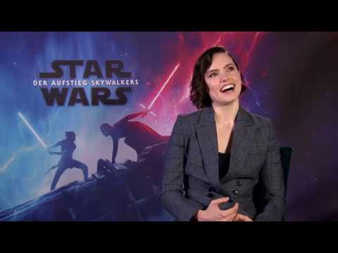 star-wars-:-episode-ix---the-rise-of-skywalker-daisy-ridley-full-interview---new-movie---face-mask