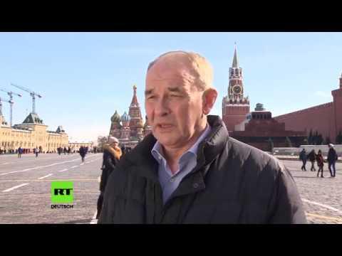 """Wjatscheslaw Tetjokin zu Putins Wiederwahl: """"Verändern wird sich nichts"""""""