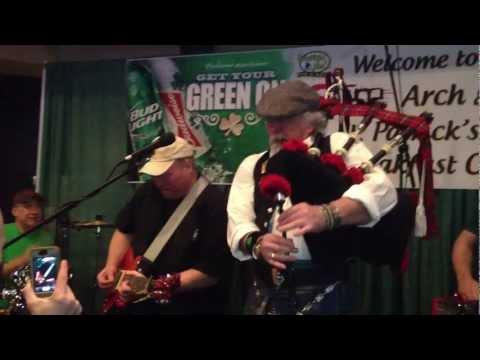 Dan Orr Project at The 2013 QFM96 St. Pattys Day Breakfast Club With John Mcgill & Jeff Linn