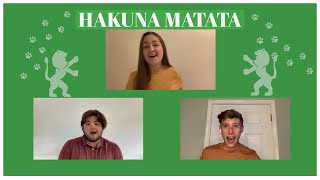 """Hakuna Matata"" | MTI'S #DisneySummerShowcase"