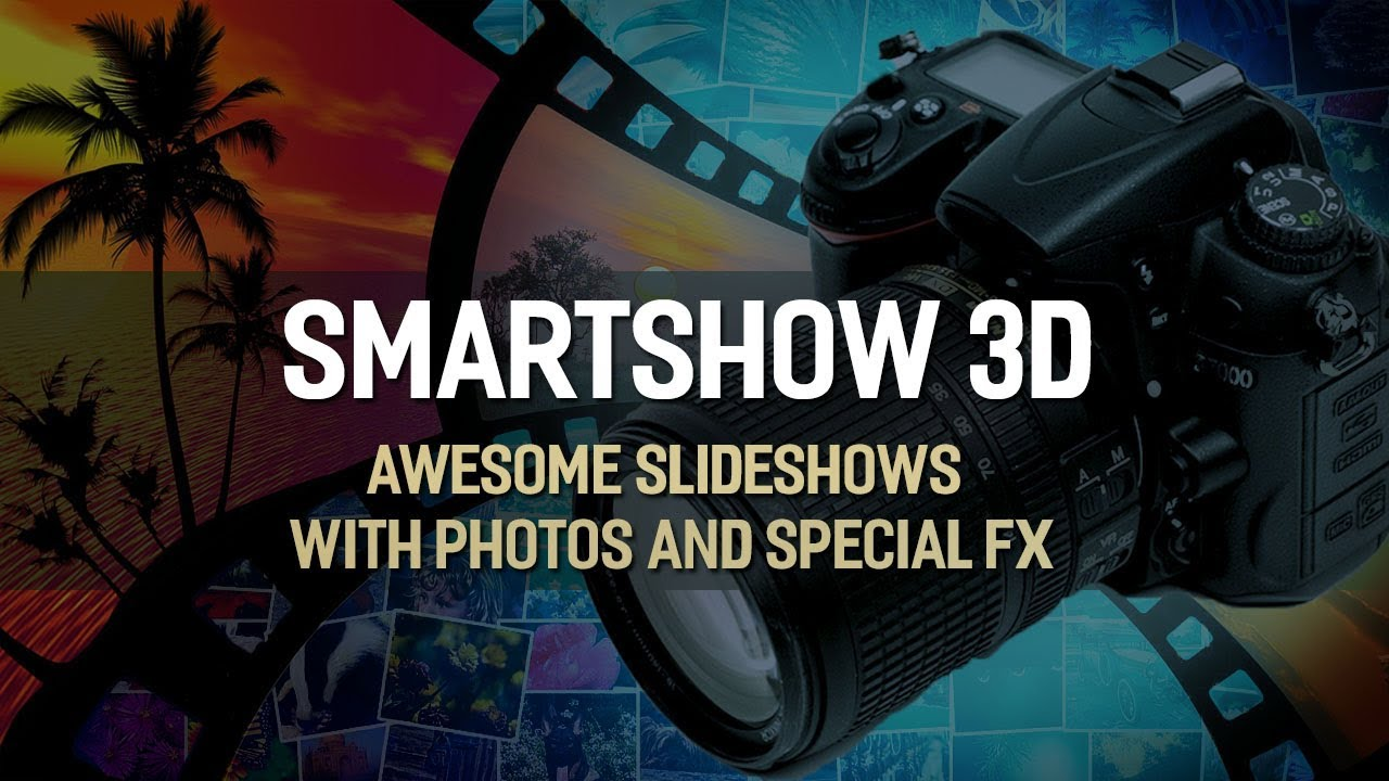 ✨ How to Make a Cool Slideshow with Photos, Music & Special FX
