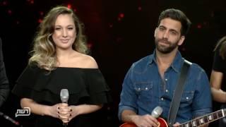 The Voice Israel 4: אליעד וספיר סבן - רוחות