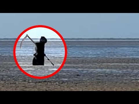 5 Grim Reapers Caught on Camera & Spotted in Real Life