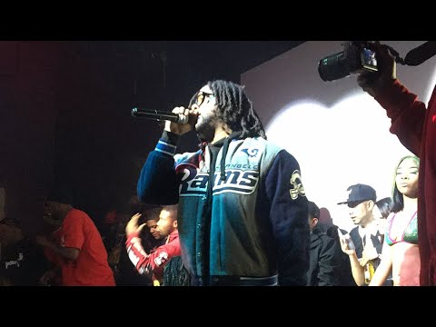 03 greedo and stunna girl live in Oakland