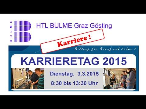 Bulme - Karrieretag 2015