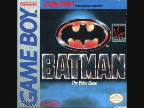 Batman GB - Stage 1 Music