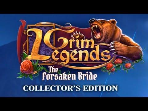 Grim Legends: The Forsaken Bride Gameplay (PC HD) [1080p60FPS]  