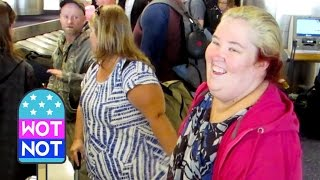 Mama June talks Weight Loss in Los Angeles