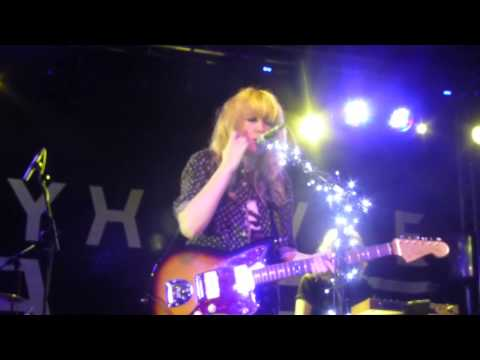 Ladyhawke - Better Than Sunday (HD) - Concorde 2, Brighton - 05.11.12