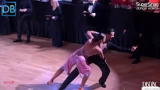 Part 5 Approach the Bar with DanceBeat! NYDF 2018!  Tal Liveshitz and Ilana Keselman !