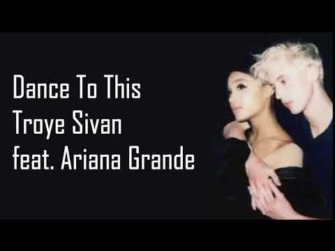 Troye Sivan - Dance To This ft. Ariana Grande(Ringtone)