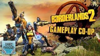 Borderlands 2: BADASS!!! - Gameplay ITA - Parte #1 Co-op