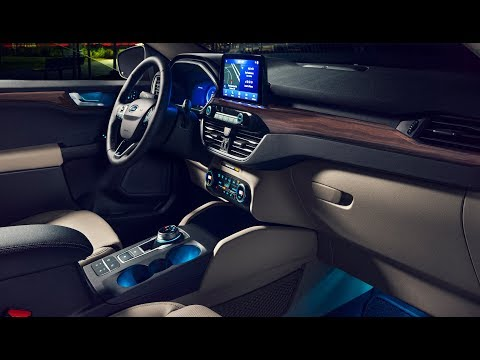 2020 Ford Escape (Kuga) INTERIOR