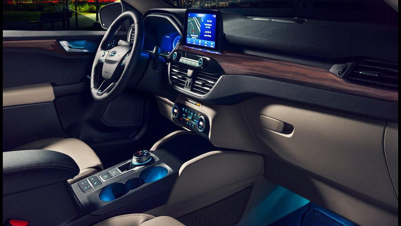 2020 Ford Escape Kuga Interior You