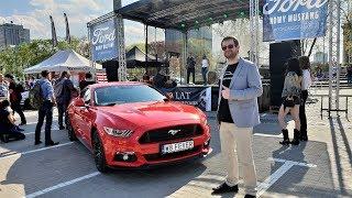 300+ Mustangów!!! X ZLOT MUSTANG KLUB POLSKA - Ostra Jazda!
