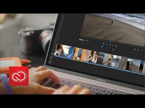 What's New in Premiere Rush CC (October 2018) | Adobe Creative Cloud