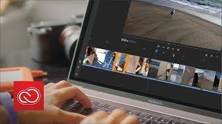 Video What's New in Premiere Rush CC (October 2018) | Adobe Creative Cloud download MP3, 3GP, MP4, WEBM, AVI, FLV Oktober 2018