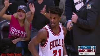 Jimmy Butler - Every Game Winners and Clutch Moments (Season 2016-17)