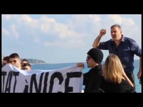 Hommage aux victimes de l'attentat du 14 juillet - Nice - 22/10/2016