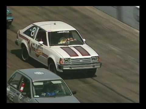 1992 Rodger Ward Races Electric Car at Phoenix