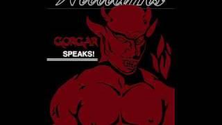 Gorgar promotional audio track