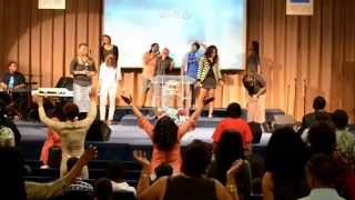 DC3 Prayer Time Sung by Youth Praise Team - Yawheh by Mali Music
