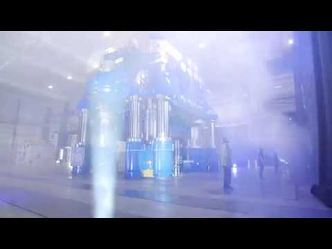 Weber Metals Forges the Future with 60K Press Unveiling Video Recap