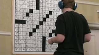"""Crossword Puzzle Tournament 2009 """"A"""" Finals Pt 2"""