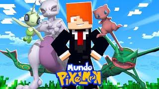 MUNDO PIXELMON 2 - LEGENDARIOOOOOOOOOS!!!!! #28