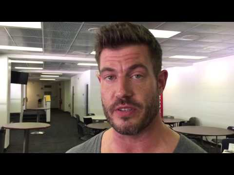 ESPN's Jesse Palmer previews Clemson-Auburn - YouTube