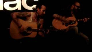 The Backyard Babies - Dysfunctional Professional (acoustic)