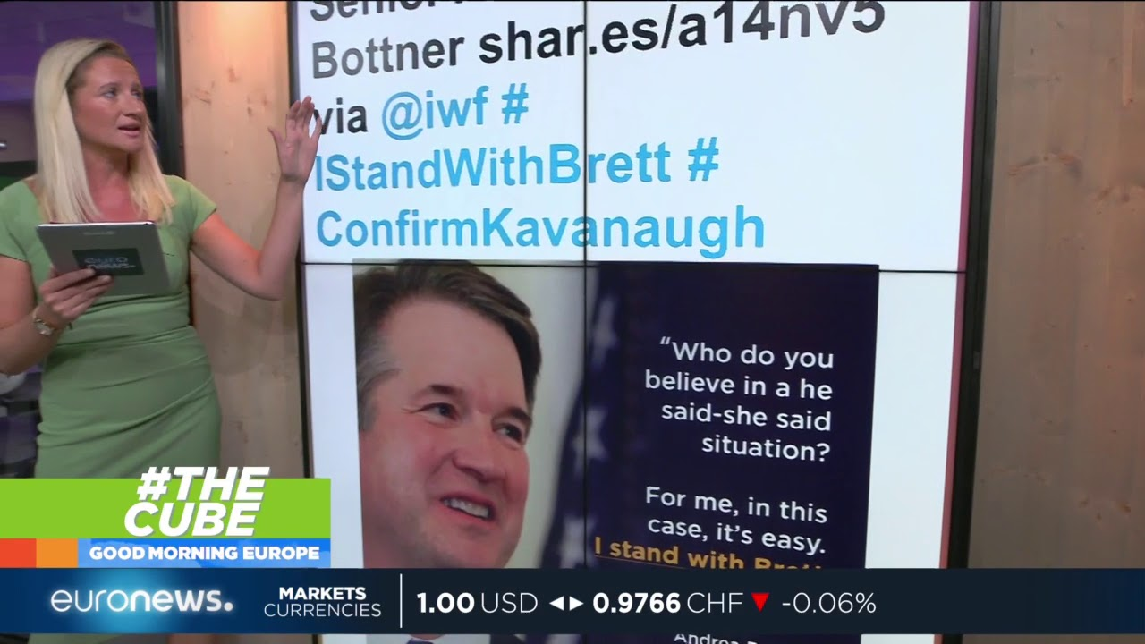 Social media reactions to the Ford-Kavanaugh Senate hearing