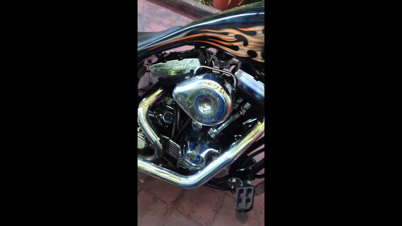 HD - Motor Evolution 1340 cc