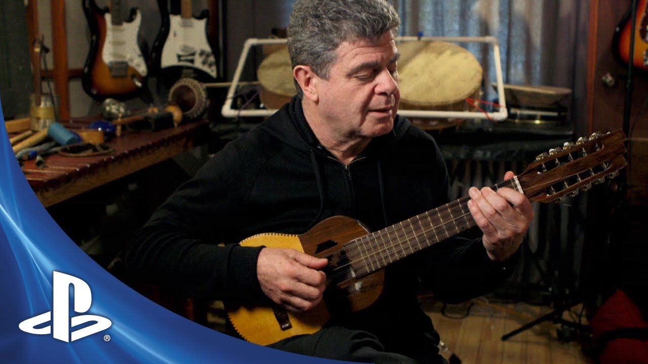 Gustavo Santaolalla: La Música de The Last of Us