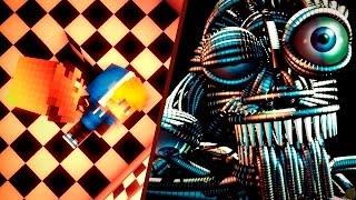 АНИМАТРОНИКИ ПРИДУТ ЗА ТОБОЙ 05 ПЯТЬ НОЧЕЙ С ФРЕДДИ В МАЙНКРАФТ КАК СДЕЛАТЬ ПОРТАЛ В МИР ФНАФ