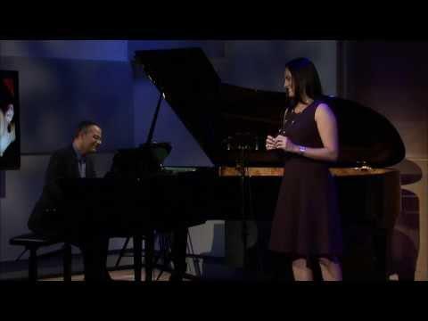 """Isabel Leonard Performs """"Tu n'es pas beau, tu n'es pas riche"""" from Offenbach's La Périchole"""