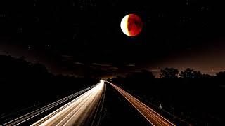 Lunar eclipse in Dortmund