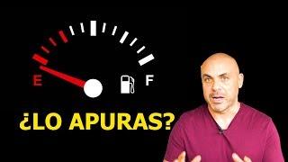 LO QUE PASA en tu coche CUANDO APURAS el DEPÓSITO: ¿ES PEOR EL COMBUSTIBLE LOW COST? #Mitosgasolina