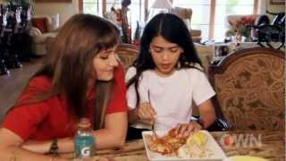 Paris and Blanket Jackson on oprah's next chapter preview
