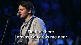 I Surrender - Hillsong Live (Cornerstone 2012 DVD Album) Lyrics / Subtitles (Best Worship Song)