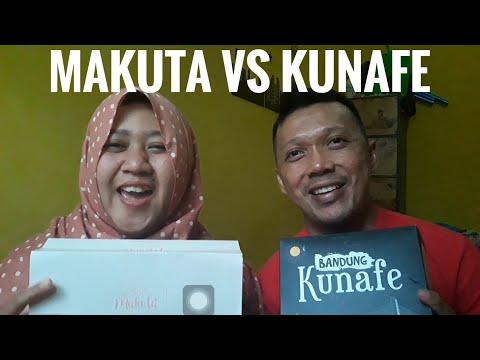 MAKUTA VS KUNAFE | KUE ARTIS BANDUNG| DIPI'S FOOD