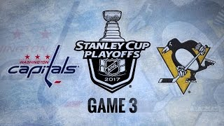 Shattenkirk's OT goal leads Caps past Pens in Game 3