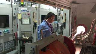 Manufacturing Multimode Optical Fiber at OFS