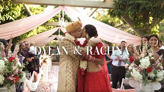 The Beautiful Wedding of Dylan and Rachna | California Wedding