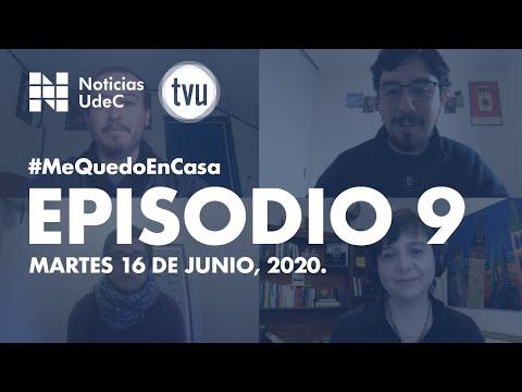 Noticias UdeC por TVU: Capítulo 9